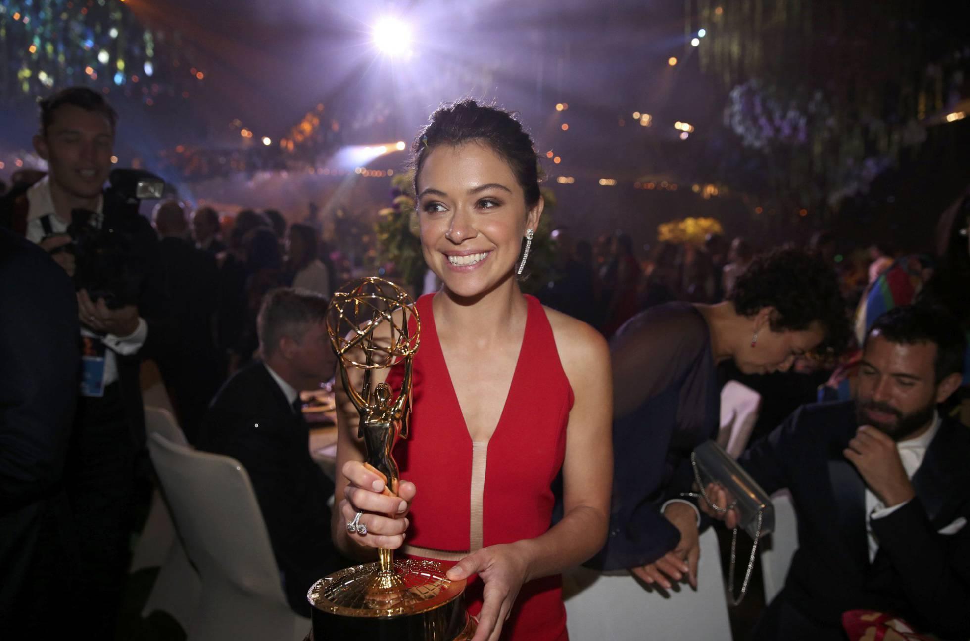 Premios Emmy, actriz, Tatiana Maslany, Orphan Black