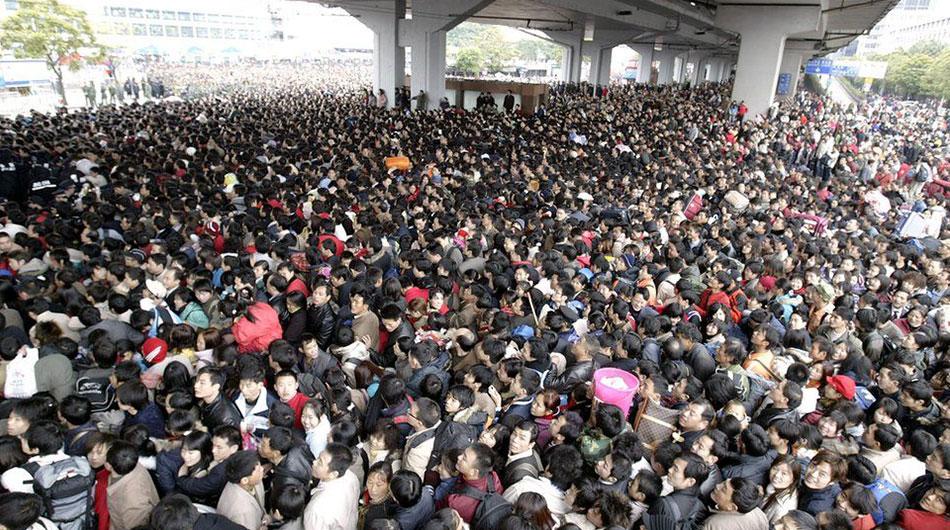 china, vivir, habitantes, país, asiático