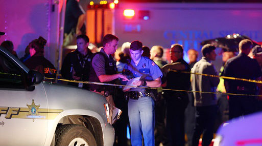 El atentado se realizó anoche en un centro comercial (foto: AP).