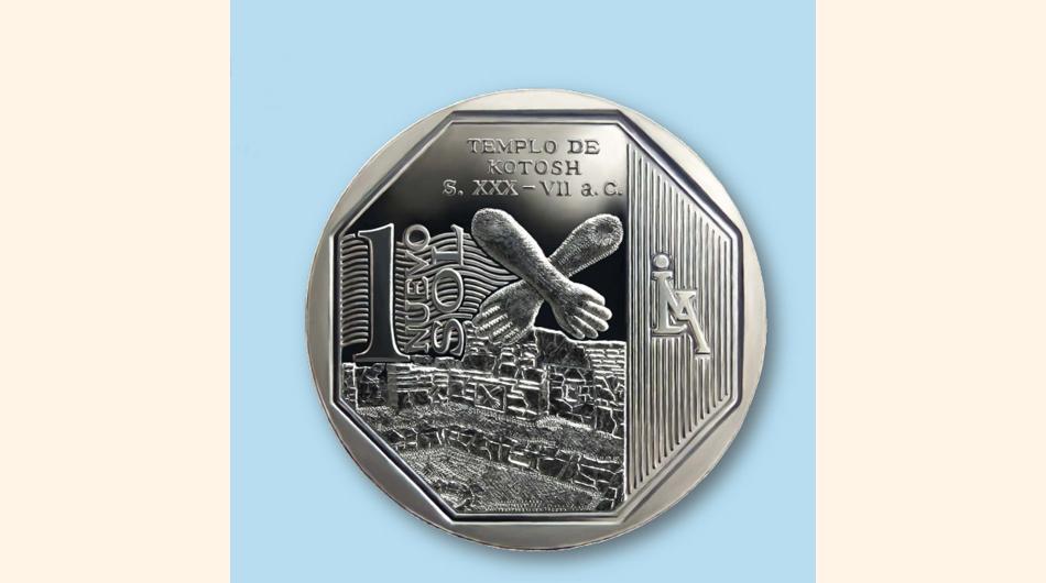 monedas, BCR