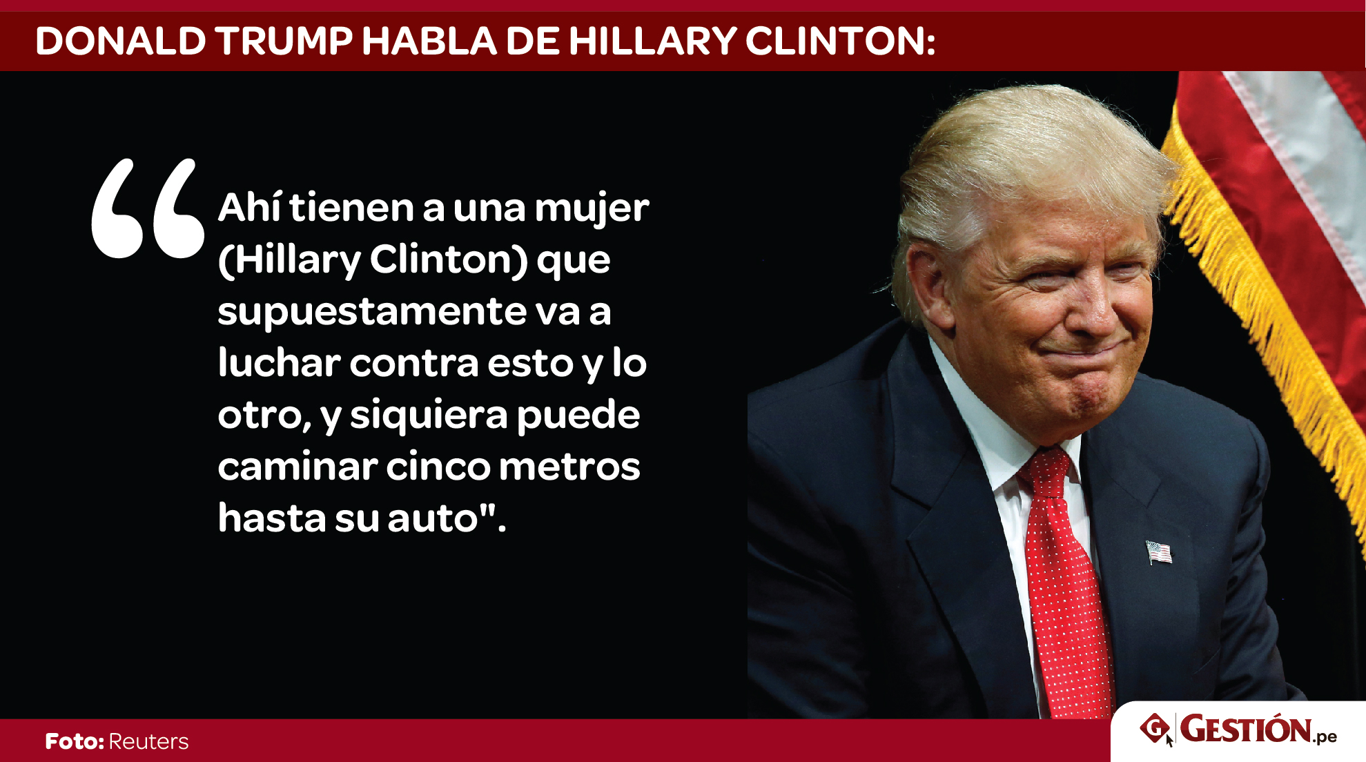 mujeres, DONALD TRUMP, FRASES, comportamiento