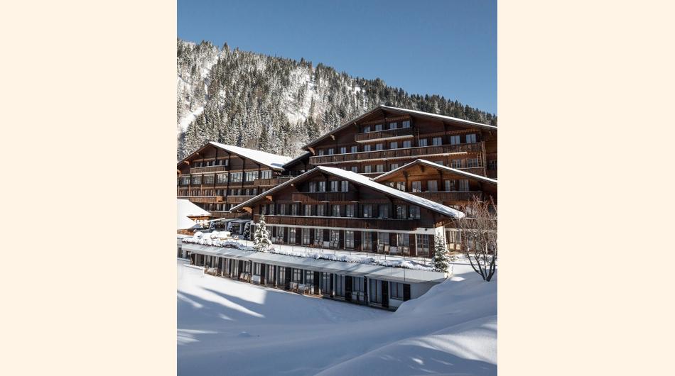hoteles, esquí