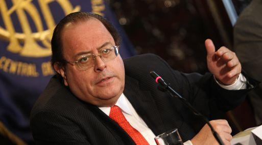 Julio Velarde, presidente del BCR.