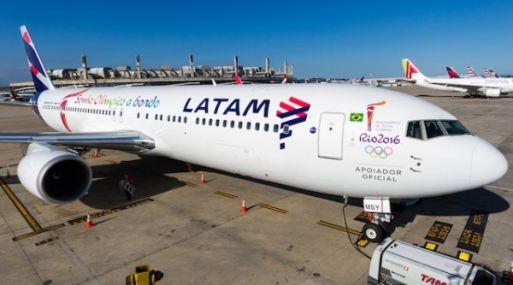 Latam Airlines fue creada tras la fusión de la chilena LAN y la brasileña TAM.