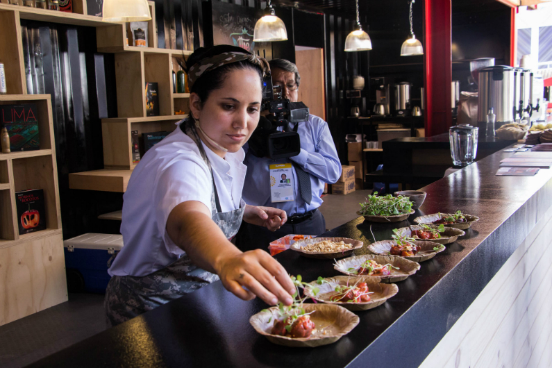 Perú, Gastronomía peruana, APEC 2016, superalimentos