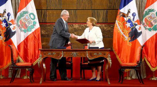 186431 - Perú y Chile profundizan su relación bilateral