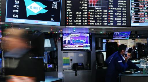 Los mercados del mundo se sorprendieron ante la decisión de la Reserva Federal estadounidense. (Foto: AFP).