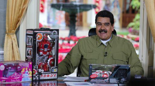 Nicolás Maduro, presidente de Venezuela. (Reuters)