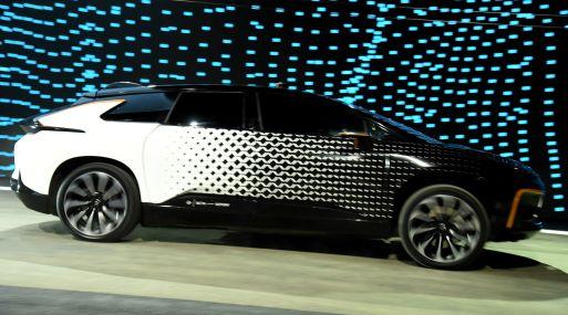 Faraday Future empezaría a recibir pedidos para su modelo FF91, con un depósito de US$ 5,000, para autos que serán entregados en 2018. (Foto: AFP).