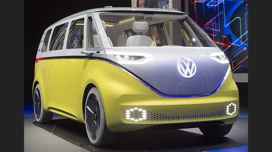 Volkswagen, 2017, combi, eléctrica