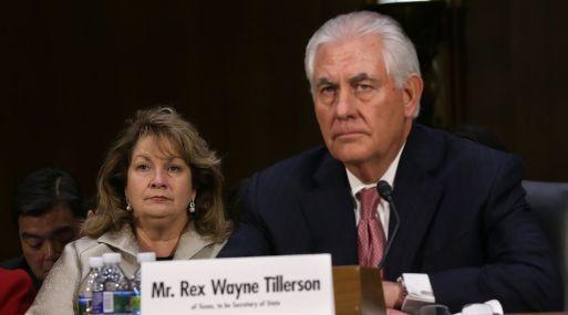 Rex Tillerson. (Foto: AFP)