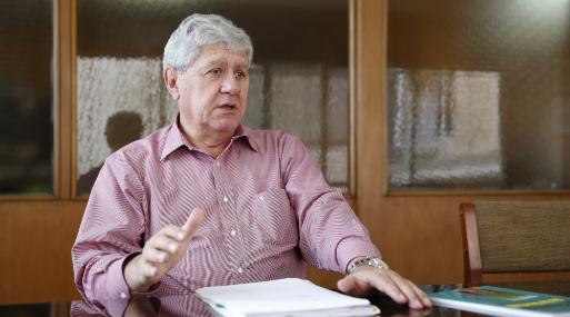 Rolando Piskulich, presidente de ADIL. (Foto: USI).