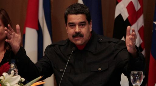 Nicolás Maduro. (Foto: Reuters)