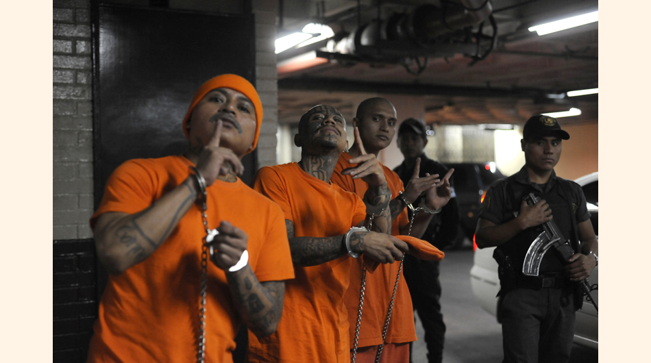 Latinoamérica, delincuencia