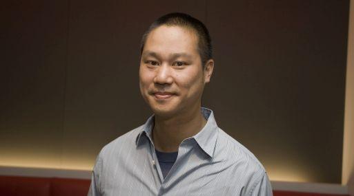 Tony Hsieh. (Foto: Bloomberg)