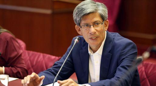 (Foto: Congreso de la República / César Cox)