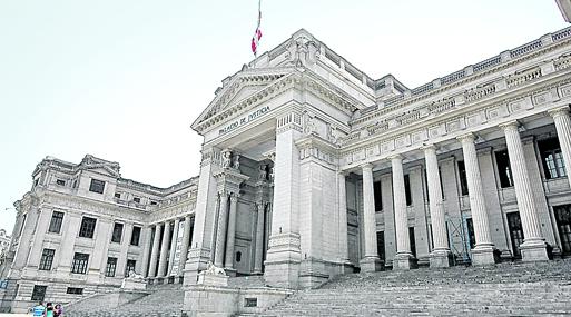 Poder Judicial considera prevalente el acceso a información pública.