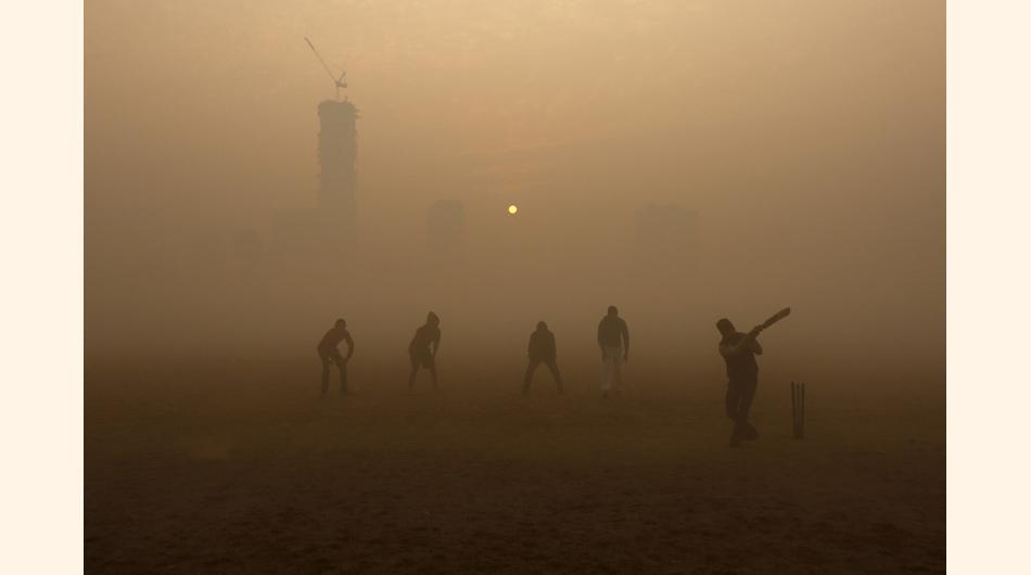 ciudades, contaminación, OMS, La Organización Mundial de la Salud