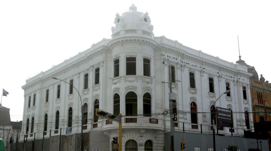Plaza Vea, Arte Express, Centro Histórico de Lima, casonas antiguas