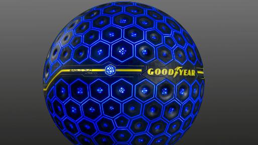 Eagle 360 Urban, el neumático inteligente de Goodyear.