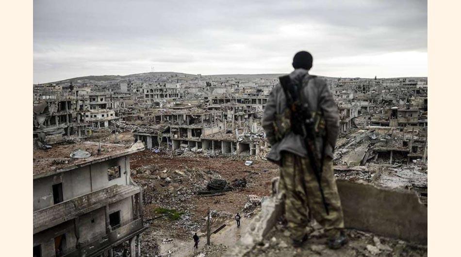 Siria, guerra en Siria, guerra