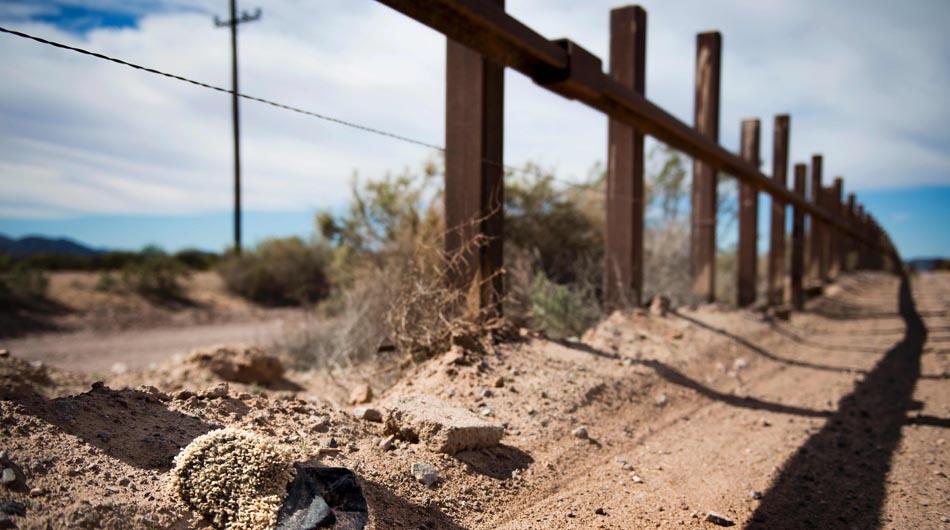 México, frontera, muralla