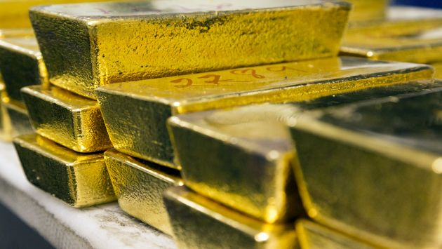 A las 1111 GMT, el oro al contado subía un 0.3%, a US$ 1,232.36 la onza.