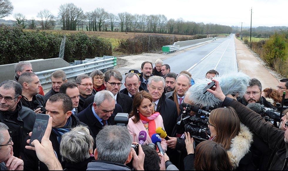Francia, energía solar
