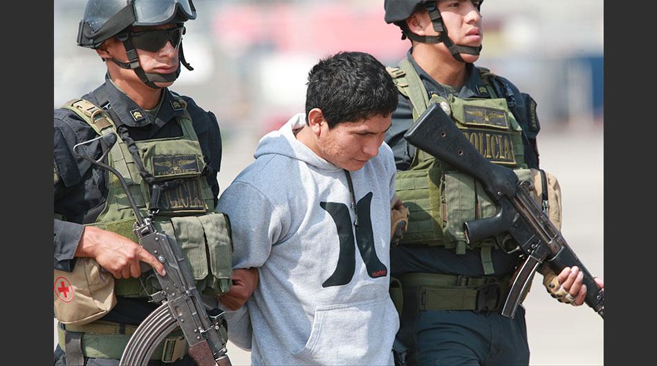 INEI, inseguridad ciudadana, delincuencia en Perú, robos