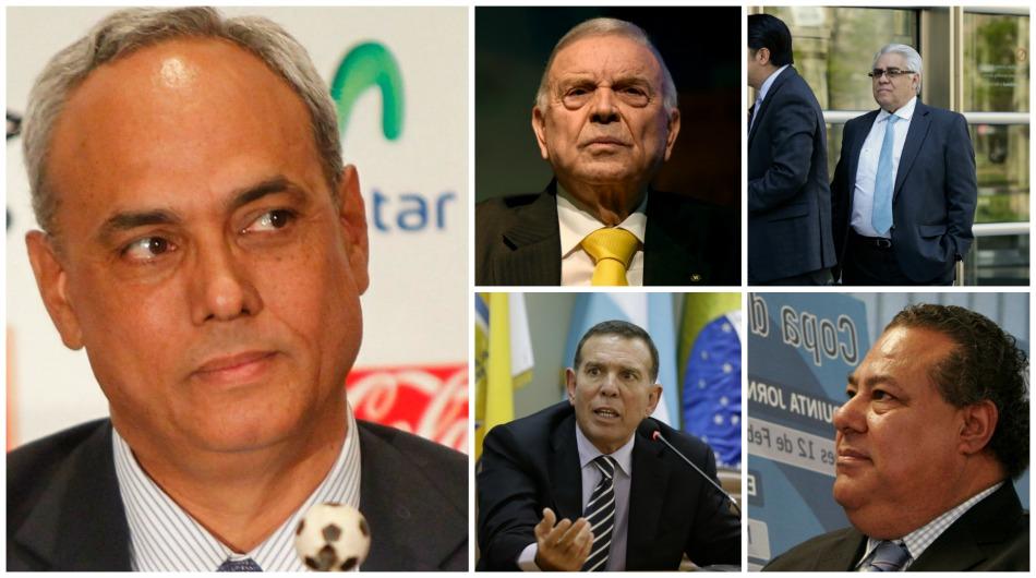 FIFA, Conmebol