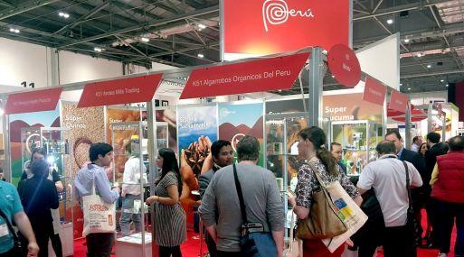 En total, 650 empresas expositoras, provenientes de 46 países, participaron en el Natural & Organic Products Europe de Londres.