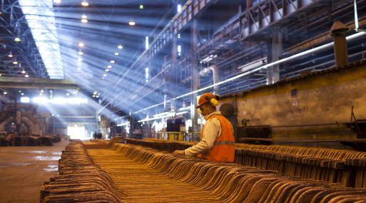 A las 1256 GMT, el cobre referencial a tres meses en la Bolsa de Metales de Londres subía un 0.2%, a US$ 5,760 la tonelada.