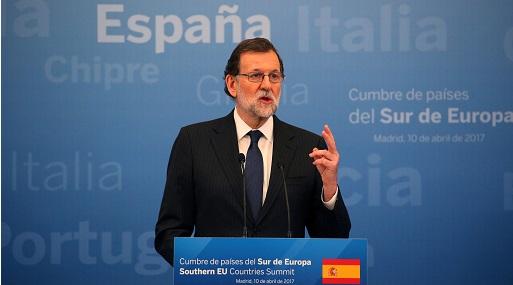 El primer presidente español en activo que testifica por corrupción, Mariano Rajoy.