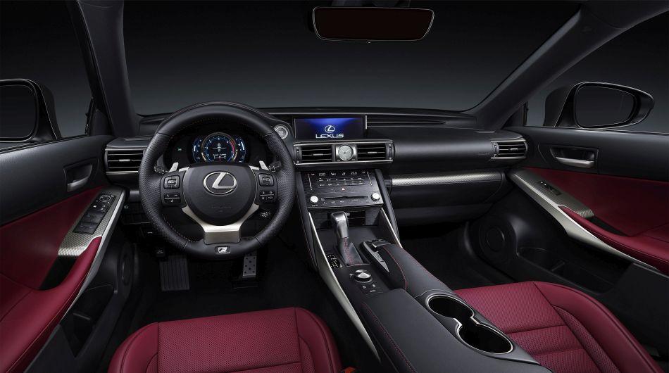 autos de lujo, Lexus, Sedan