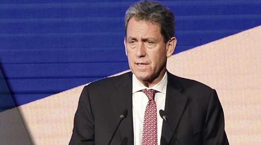 Ministro de Economía, Alfredo Thorne.