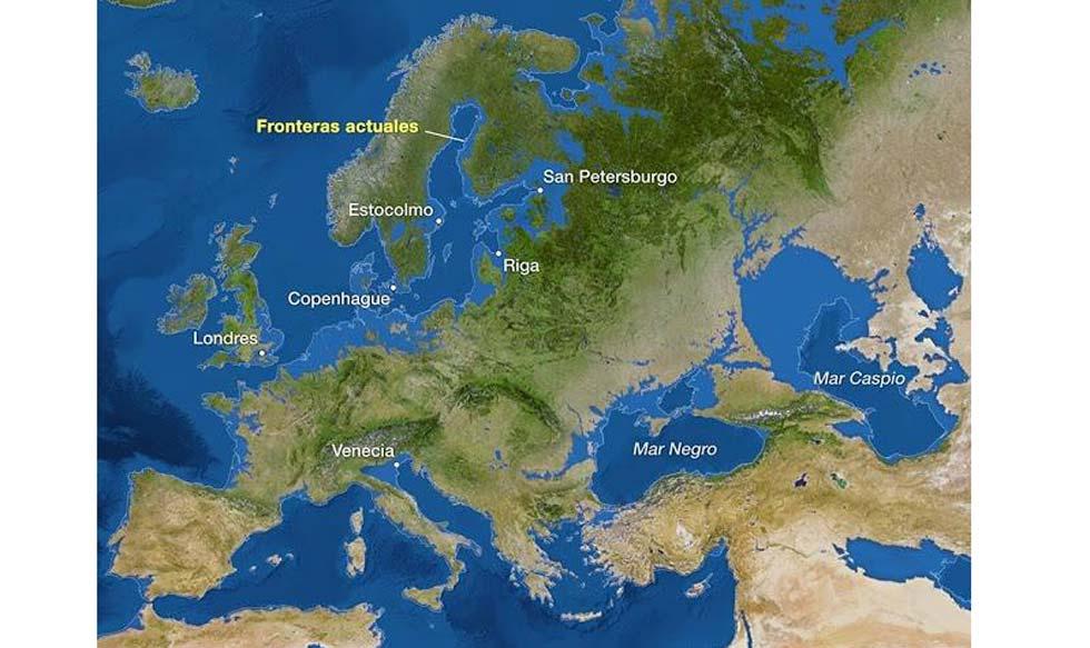 tierra, glaciares