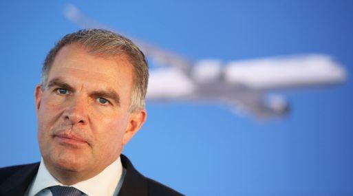 Presidente ejecutivo de Deutsche Lufthansa AG, Carsten Spohr. (Foto: Bloomberg)