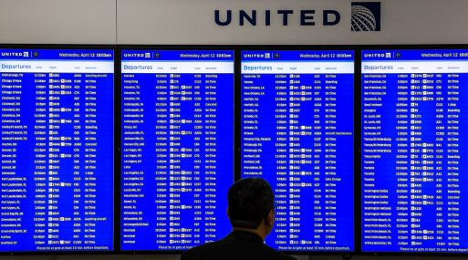 United subió un 5.3% a US$ 78.97 a las 13:47 horas del martes en Nueva York.