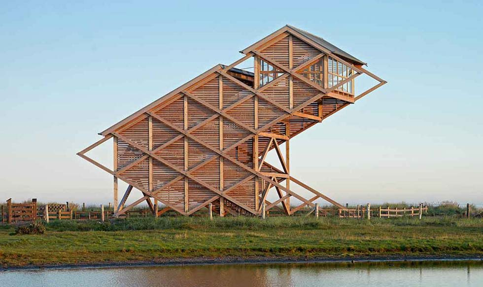 viviendas, madera, casas, casas de madera