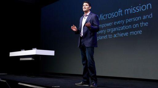 Terry Myerson, jefe de Windows y Dispositivos. (Foto: Microsoft)
