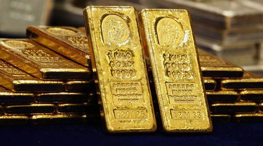 Los futuros del oro en Estados Unidos sumaban un 0.4% a US$ 1,234.40 la onza.