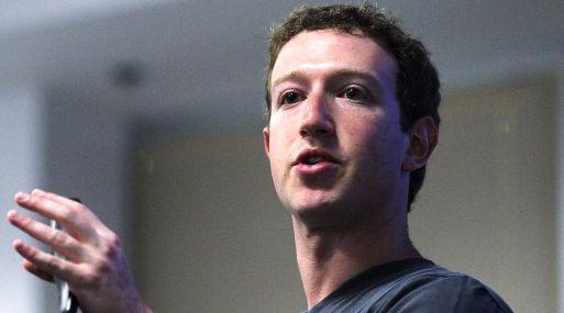 El fundador de Facebook, Mark Zuckerberg fue el multimillonario que tuvo mayores pérdidas.