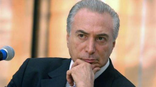 Mandatario brasileño, Michel Temer. (Foto: Reuters)