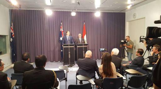 (Foto: Embajada de Australia en Lima)