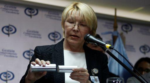 Luisa Ortega. (Foto: Reuters)