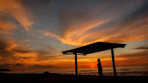 Playa de Zorritos, Tumbes. (Foto: USI).