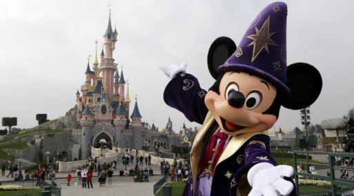 Disneyland Paris. (Foto: AFP)