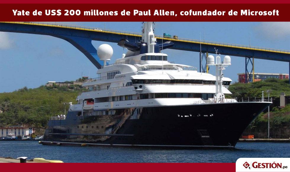 yate, Yates lujosos, mundo, millones, lujos