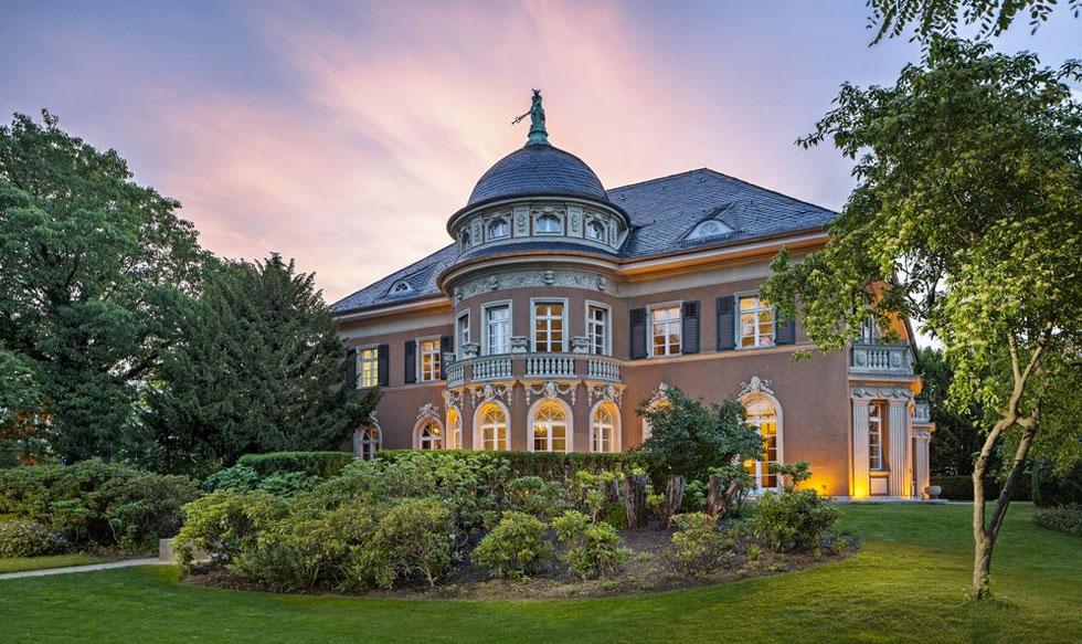 Alemania, mansión, castillos, palacios alemanes