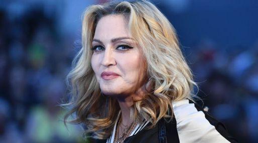 Cantante estadounidense Madonna. (Foto: AFP)